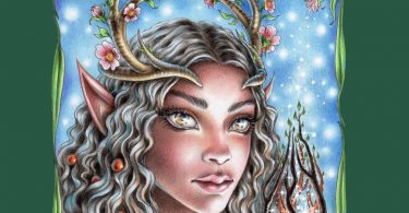 cover of Fairies 2 Coloring Book