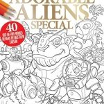 Colouring Heaven Adorable Aliens Special coloring book