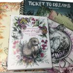 Spirts of Easter Postcards | Imaginary Friends | Ticket To Dreams | Po Drugiej Stronie Snu  Coloring Book Reviews