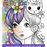 Pocket Coloring Book – Volume 2 – Coloring Book Review