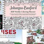 Coloring Books – New Releases – August  2019