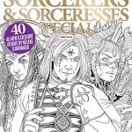 Colouring Heaven –  Sorcerers and Sorceresses Special Review