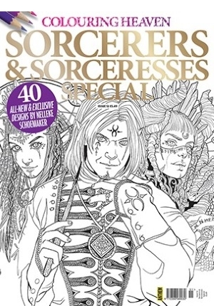 Colouring Heaven -  Sorcerers and Sorceresses Special