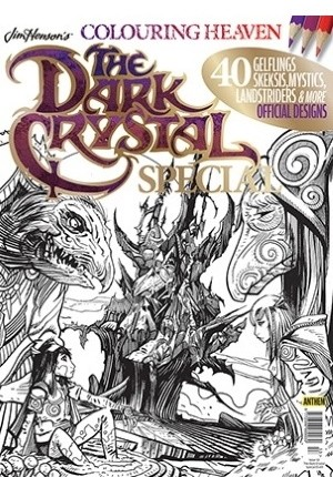 Colouring Heaven: The Dark Crystal Special