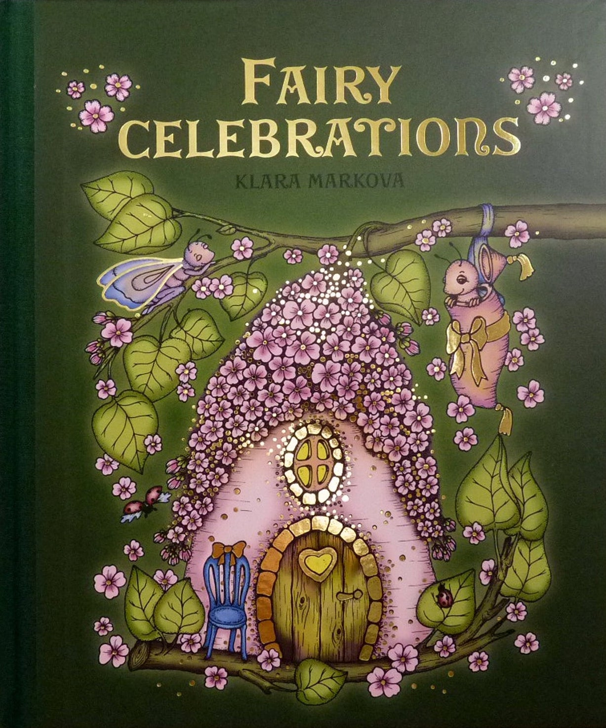 Fairy Celebrations Coloring Book Review