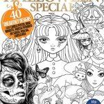 Colouring Heaven – Halloween Special Coloring Book