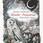 Winter Memories – Coloring Postcards Review