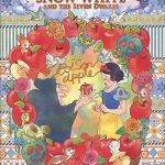 Snow White Japanese Coloring Book Review