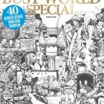 Colouring Heaven:  Busy World Special Coloring Book Review