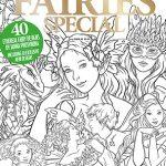 Colouring Heaven: Fairies Special Coloring Book