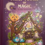 Fairy Touch of Magic Coloring Book cover
