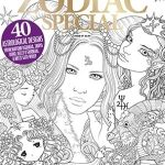 Colouring Heaven: Zodiac Special Coloring Book Review