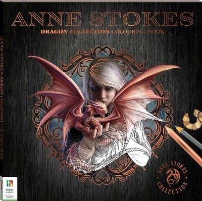 Anne Stokes Dragon Collection Colouring Book Review