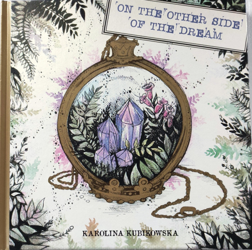 On the Other Side of the Dream Coloring Book