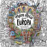 Meine Reise durch Europa: Ausmalen und geniessen Coloring Book Review