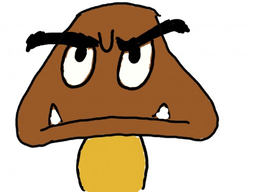 Goomba by Fisher