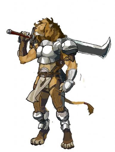 lion warrior by lionwarriorLion Warrior