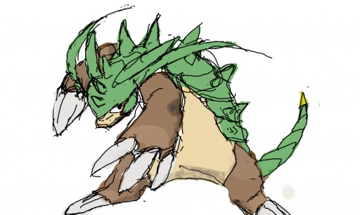 Chespin Final Form X