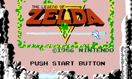 The Legend of Zelda (NES 1996)