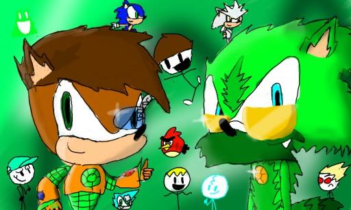Go Back  gt  Gallery For  gt  Zach The HedgehogZachariah The Hedgehog