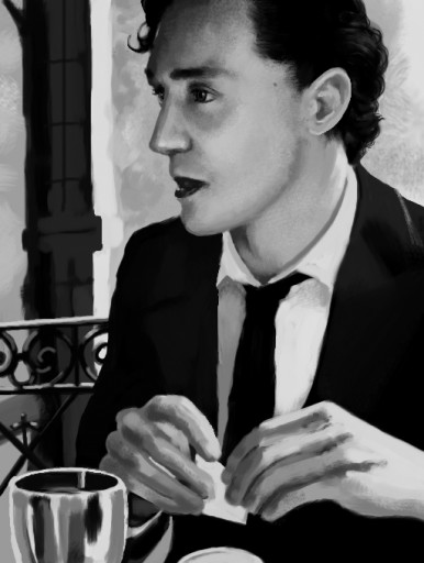 Tom Hiddleston by birdy