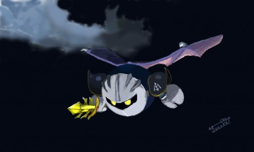Metaknight by Egyptian Jaw