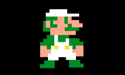 Classic Luigi 1985