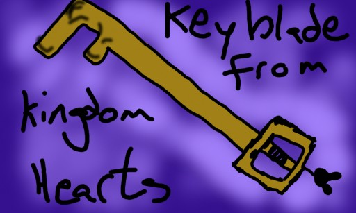 Keyblade by mkcoon13