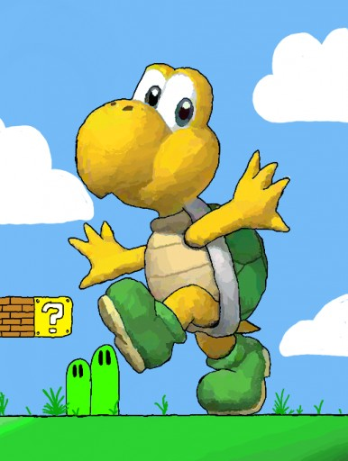Koopa Troopa by Wintendo
