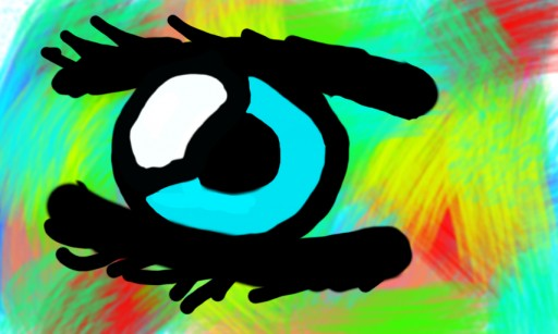 eye by bluetoucan99