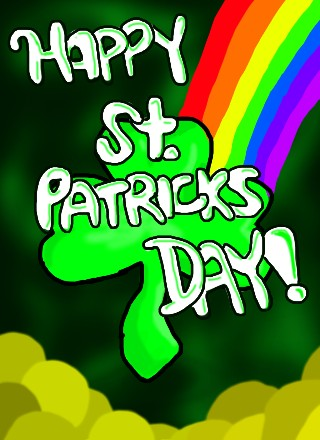 happy st. patricks day! by STARGIRL