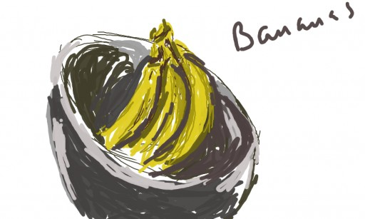 bananas by theaceofspades