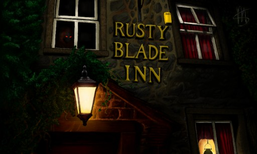 Rusty Blade Inn by ShadowFox