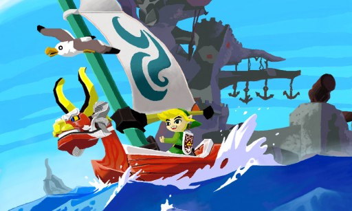The Wind Waker! by Alyshah