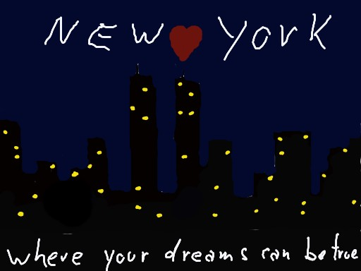 New York - by Yudi by Camila