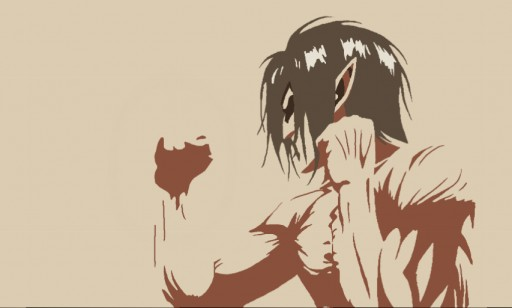 Colors Live Eren Yeager Titan Form By Geox14