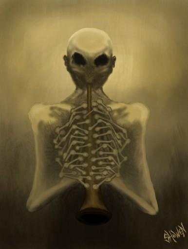 Nyarlathotep In Human Form
