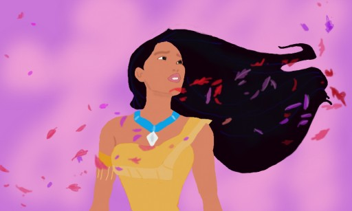 Pocohontas by sherrie