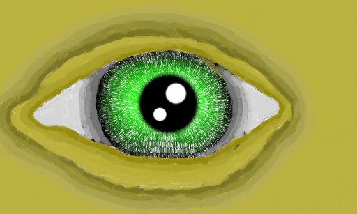 3D EYE by brennanneja