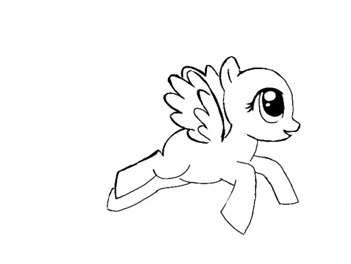 My Little Pony Template