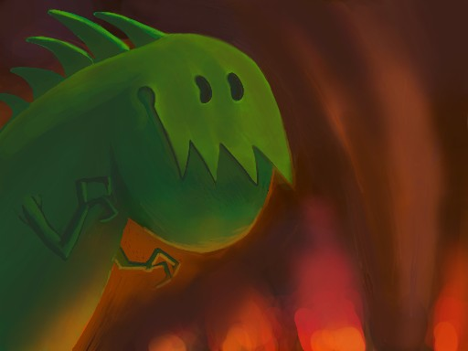 Colors! Live - cave-o-saur by andyf