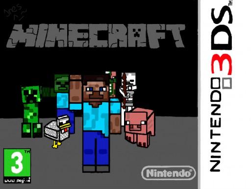 Minecraft Spielen Deutsch Minecraft Spiele Fr Nintendo Ds Bild - Minecraft spiele fur nintendo