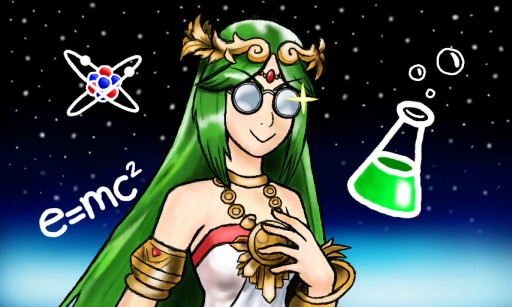 Palutena by Time Paladin