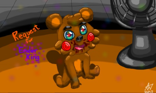 Baby Freddy Toys : Baby toy freddy request for ender king