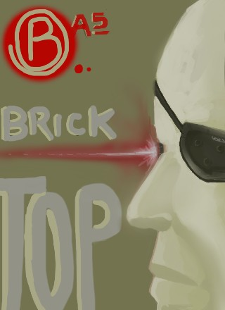atomica 5 issue 4/ the death of brick topbrick top by warmonkey