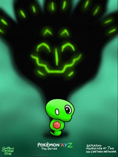 Who Is Squishy In Pokemon Xyz : Pokemon XYZ - Squishy