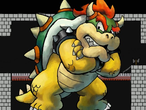 Bowser by awesome12