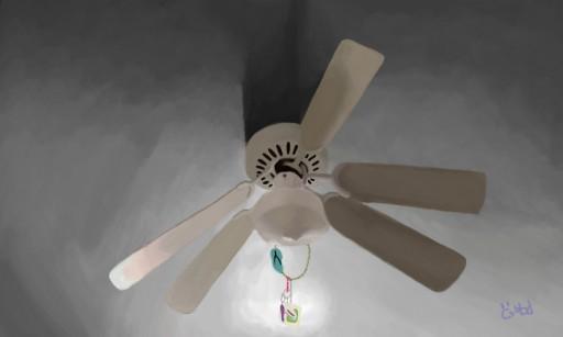 Broken ceiling fan mozeypictures Images