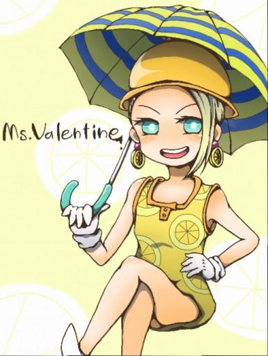 ミス バレンタイン デー