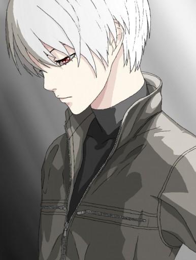 Sad Anime Boy. By SakuChan